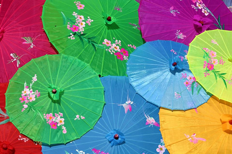 Où voulez-vous le parasol ? balcon ou terrasse ?