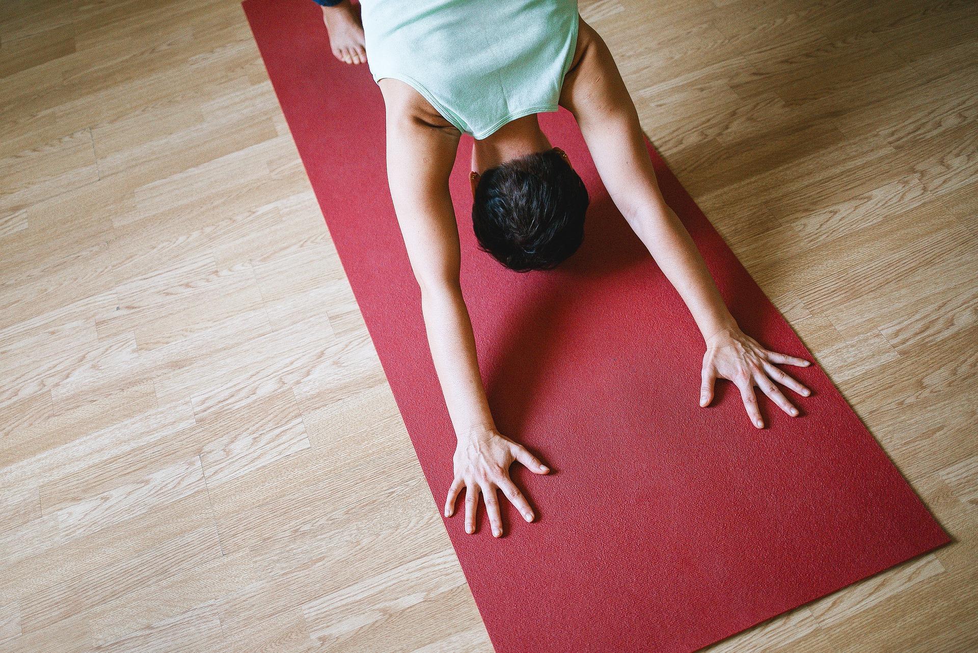 yoga pour le calme